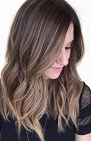 Babylighted Sombre formula by Chrissy Rasmussen @hairby_Chrissy