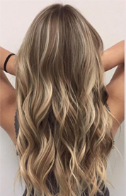 Beautiful Blonde from @hairbyjennam