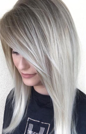 Shadowed Blonde Perfection from @beckym_hair