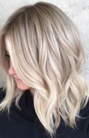 Beautiful Blonde from @hairby_chrissy