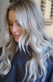 Blonde Perfection by @abigail_walston