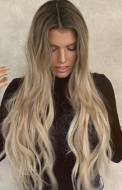 Kelsey Color & Clip In Extensions