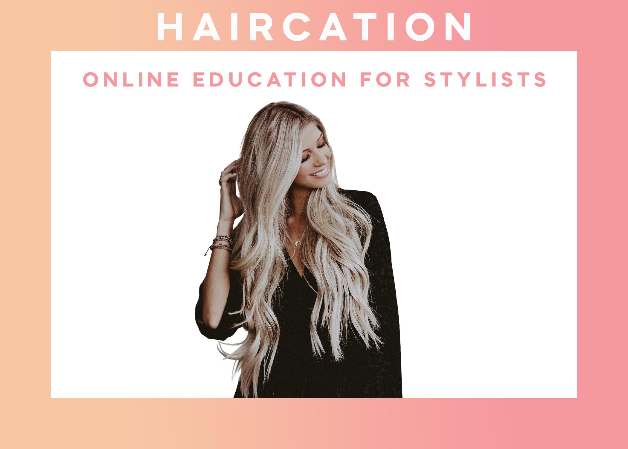 Salon Locator Haircation Hair Edu Cation By Habit