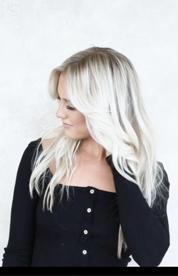 Winter Blonde W/ Kelsey Curtis